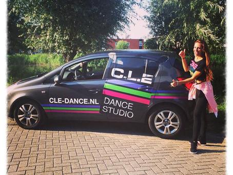Onze CLE Dance Auto!