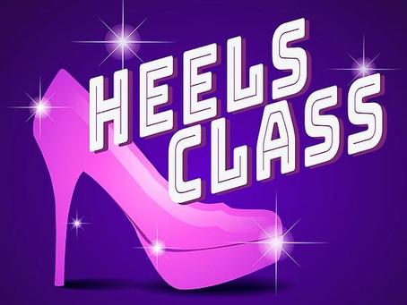 Heels Class!!!