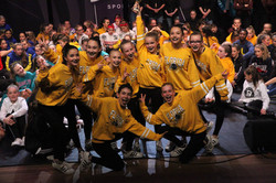 NK Dance Competitions first place!