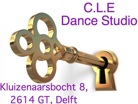 Vanaf 4 januari 2016 starten wij met al onze danslessen in onze nieuwe, eigen dansstudio op de Kluiz