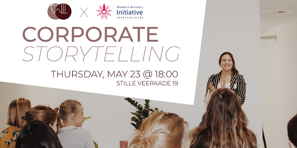 Workshop: Corporate Storytelling with WBII