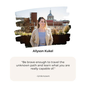 Interview with Allyson Kukel, Part Two: On a Balanced Relationship to Technology