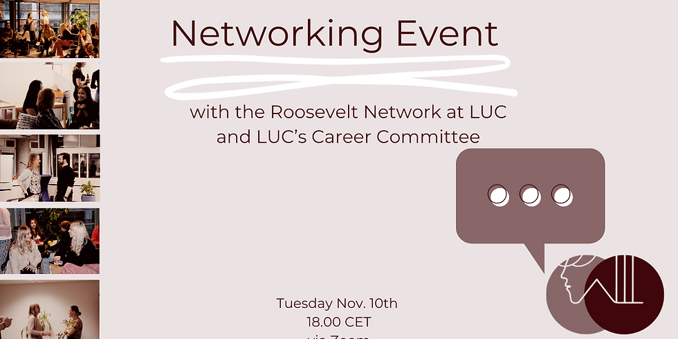 Networking Event with the Roosevelt Network at LUC and LUC's Career Committee