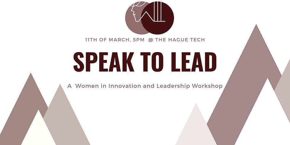 Workshop: Speak to Lead
