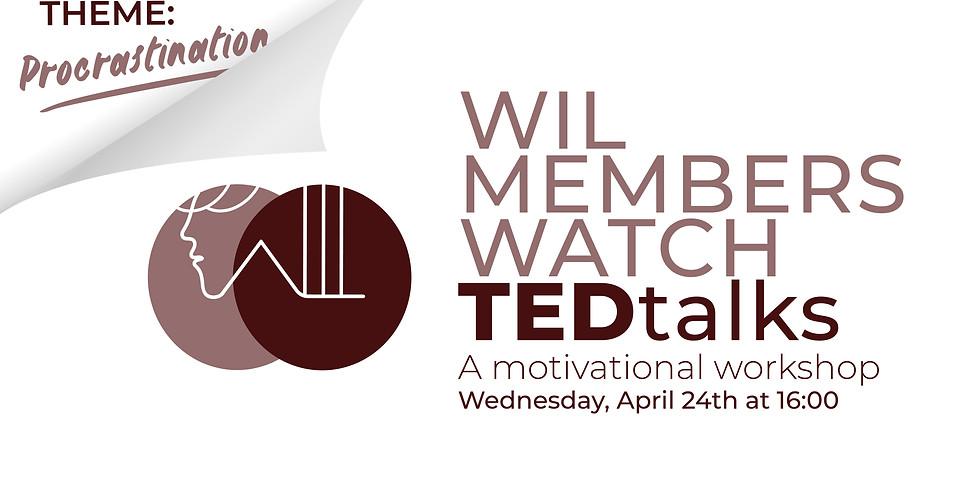 Motivational Workshop: TED Talk Event
