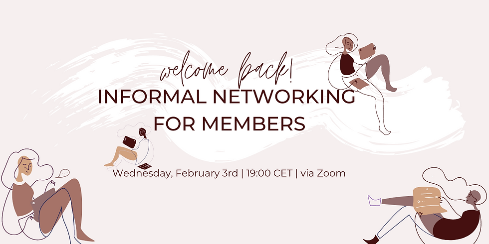 Informal Networking Event for Members