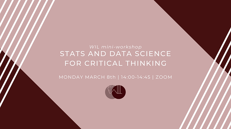 Stats and Data Analysis for Critical Thinking