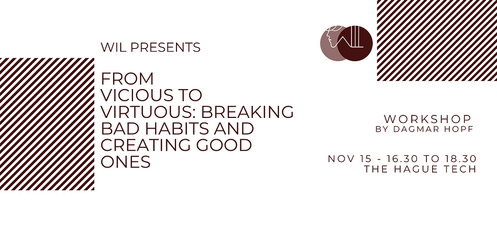 From Vicious to Virtuous: Breaking Bad Habits and Creating Good Ones