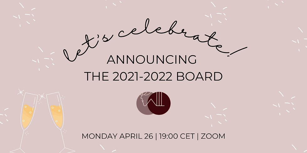 Announcing the New Board