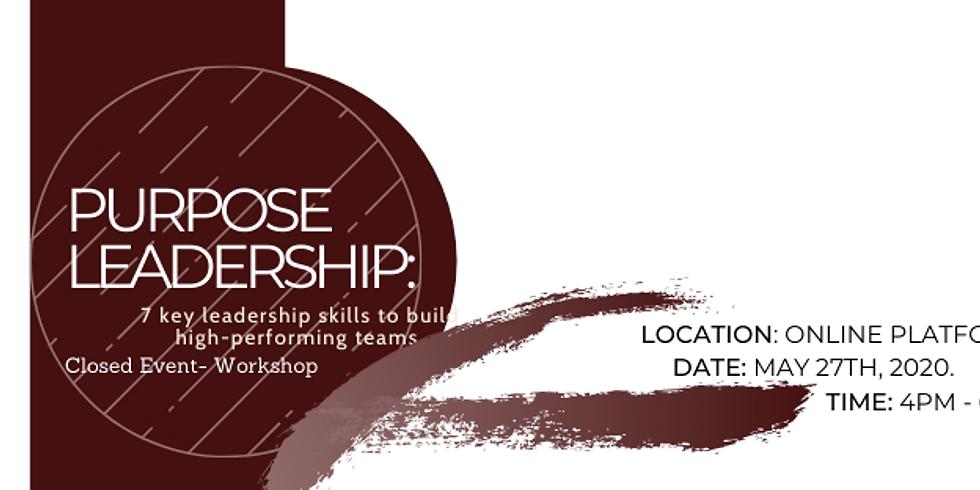 Purpose Leadership