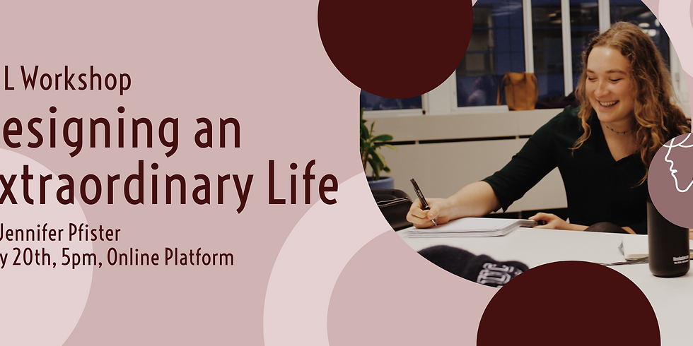 Designing an Extraordinary Life