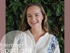 Member Spotlight: Maxine Verhelst