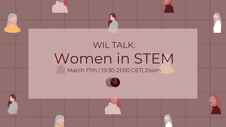 WIL Talk: Women in STEM