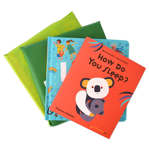 Book box for 0-2 years