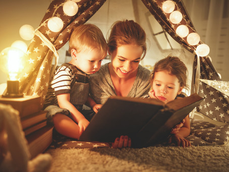 The power of reading to your children