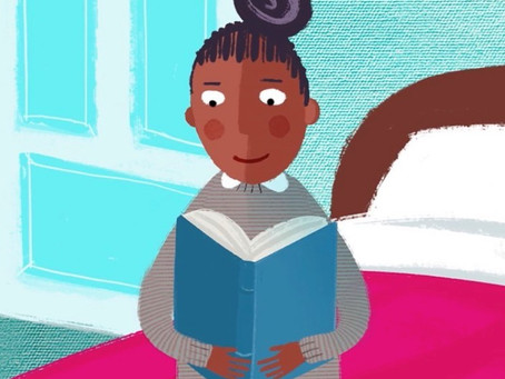 Introducing our charity partner UK Reads