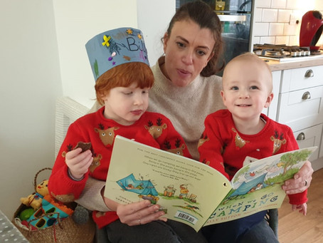 A new children's book club has launched this week.