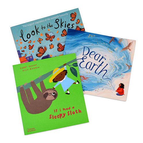 Book box for 3-5 years