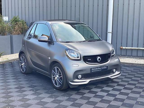 Smart ForTwo - Brabus Turbo Xclusive DCT