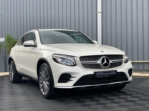GLC 220 d 4-Matic COUPE PACK AMG TOIT OUVRANT  05 / 2018