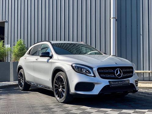 GLA 200 d BOITE AUTO PACK AMG 05 /2019