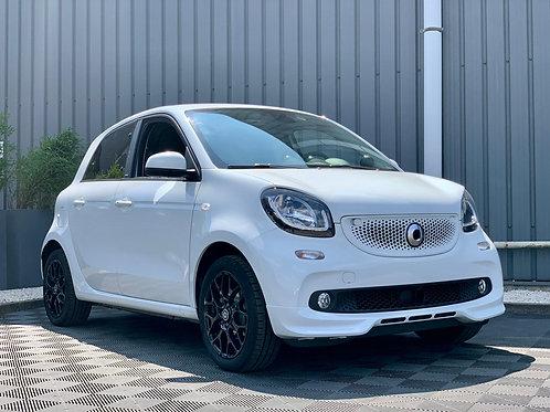 """smart forFour 66 KW BOITE PACK SPORT BOITE AUTO JANTES 16"""" GPS    08 / 2019"""