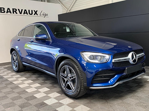 GLC 200d 4MATIC Coupe