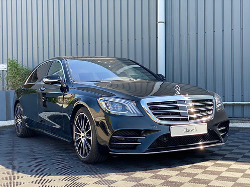 S 400d - 4MATIC - Pack AMG