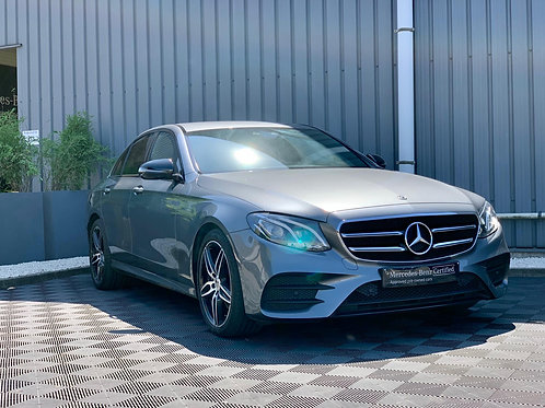 E 200d Pack AMG - Night - Business