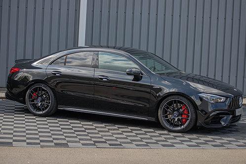 Mercedes-AMG CLA 45 S 4MATIC  + Coupé