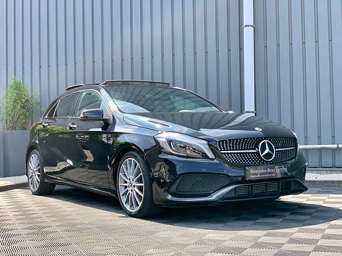 A 180 PACK AMG TOIT PANO JANTES MULTI BRANCHES   07 / 2018