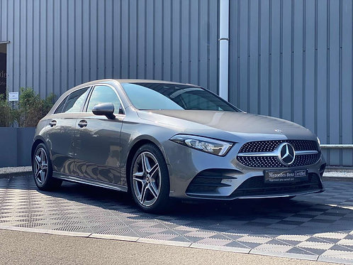 A 180d - Pack AMG