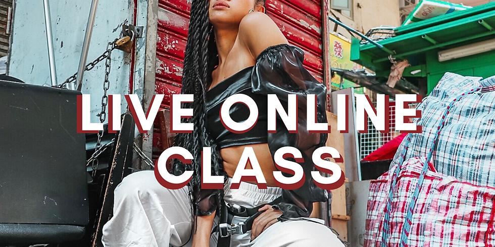 LIVE ONLINE Dance Class - Anisha Thai - FREE