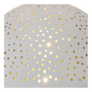 Set of 3 Illuminated Spheres. White