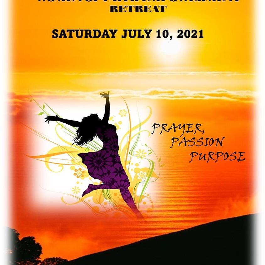 Private Event for St. Francis Xavier Catholic Church: Women of Faith Empowerment Retreat
