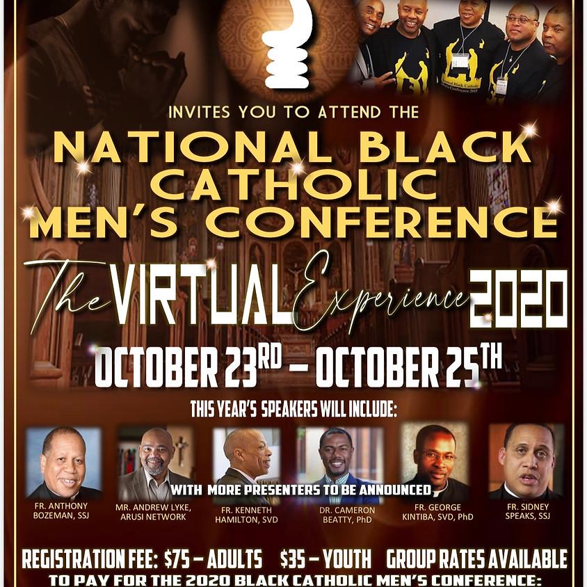 National Black Catholic Men's Virtual Conference 2020