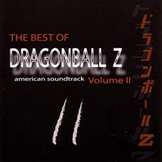 Dragonball Z Volume II autographed by Bruce Faulconer