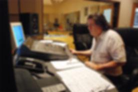 Bruce Faulconer, DMA at CakeMix Recording Studio