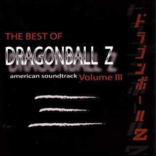Dragonball Z Volume III autographed by Bruce Faulconer