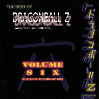 Dragonball Z Volume VI by Bruce Faulconer