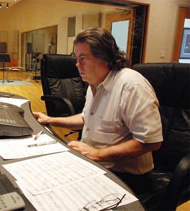 Bruce Faulconer DMA teaches online VoiceOver Engineering