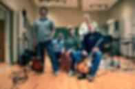 COWPIILOT BAND at CakeMix Recording Studio.