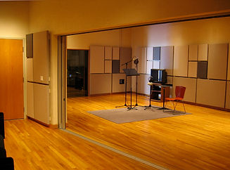 VoiceOver Demos at CakeMix Recording Stu