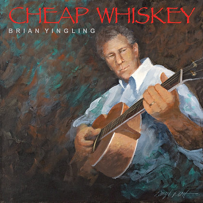 Cheap Whiskey by Brian Yingling recorded at CakeMix Recording Studio Dallas TX