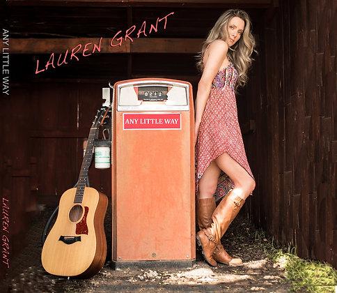 Any Little Way by Lauren Grant