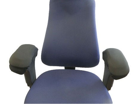 Arm rests padded