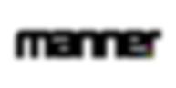 manner fun logo white background enlarge
