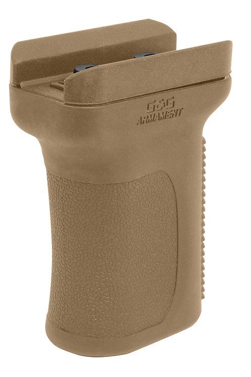 Forward Grip for G&G Keymod RK74 Handguard Tan