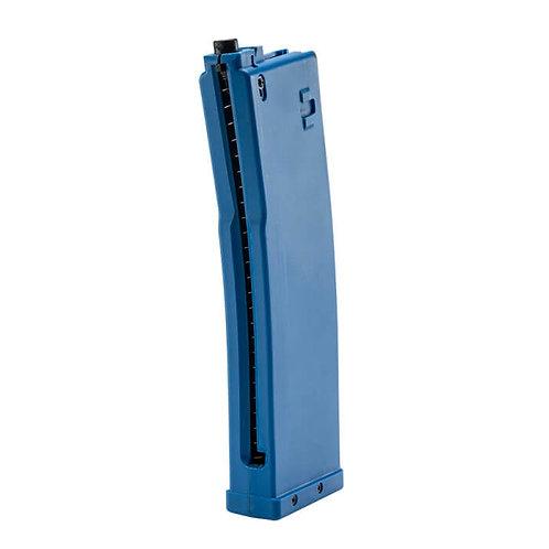 T4E TM4 .43 CAL MAGAZINE FOR TRAINING GUN - BLUE