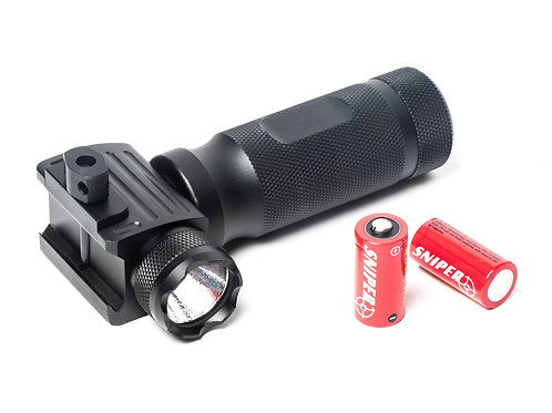 G&G Vertical ForeGrip LED Flashlight